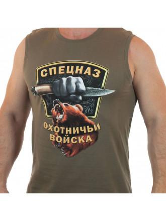 Мужская Майка Охотничий Спецназ