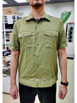 Рубашка Военная Олива СССР