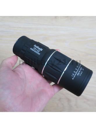 Монокуляр 16x52 Черный с Чехлом