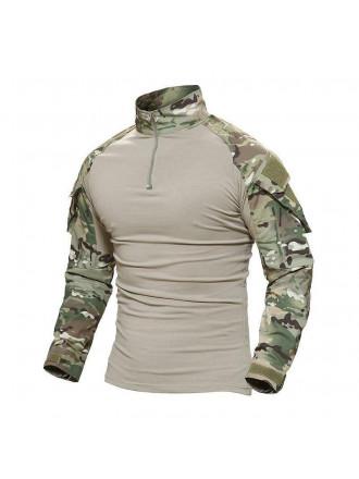 Рубашка Тактическая Боевая Мультикам