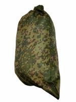 Накидка на Рюкзак Зеленый Пиксель 90-130л