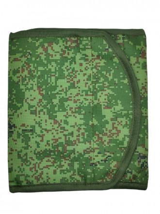 Несессер с Зеркальцем Зеленый Пиксель