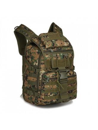 Рюкзак Тактический Клипса 35 л Woodland Digital