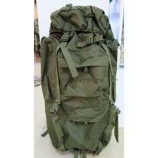 Рюкзак станковый 65 л олива