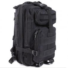 Рюкзак тактический милитари черный 40 л