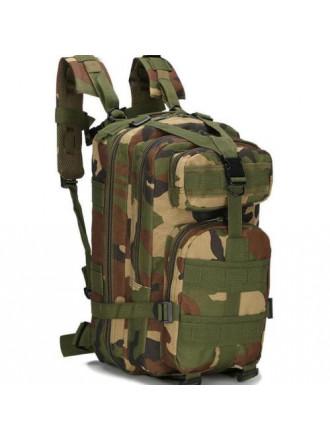 Рюкзак Тактический Милитари Woodland 25 л
