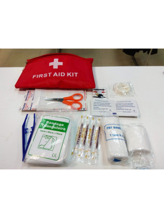 Аптечка Первой Помощи Красная