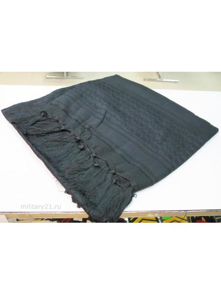 Арафатка шарф тактический черный