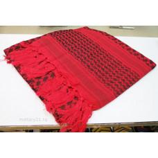 Арафатка шарф тактический красный