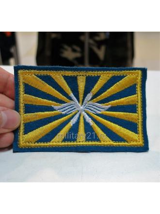 Шеврон Вышитый Флаг ВВС РФ
