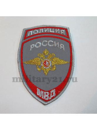 Нарукавный Знак Шеврон Полиции Общий на Шинель