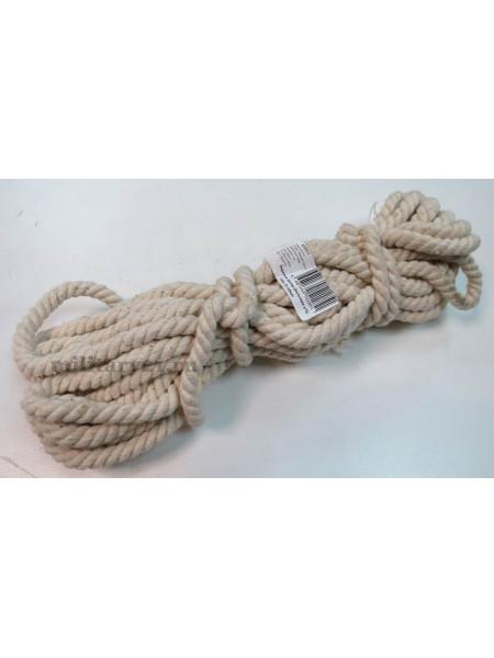 Веревка Хозяйственная Runis Плетеная 10 м(10 мм)