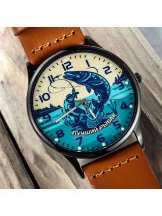 Часы Наручные Лучшему Рыбаку