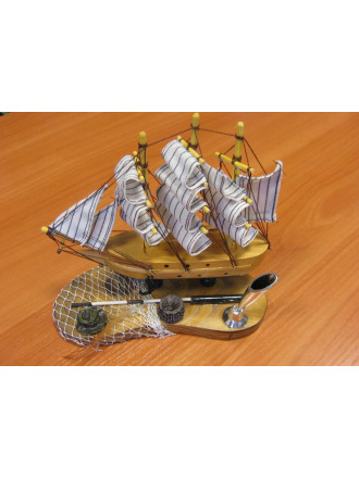 Подставка для Стола Кораблик и Удочка
