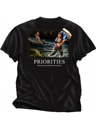 Футболка  Red-Priorities&Quot  Buck