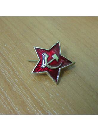 Звезда на Пилотку Кокарда СА 23 мм