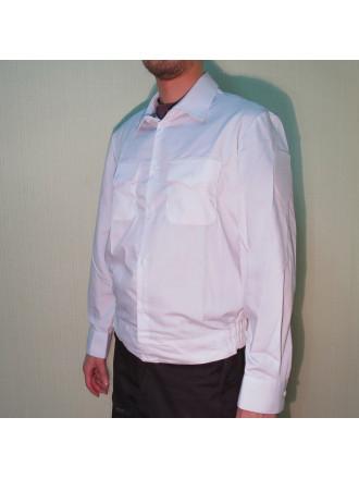 Рубашка Полиции Белая с Длинным Рукавом Мужская