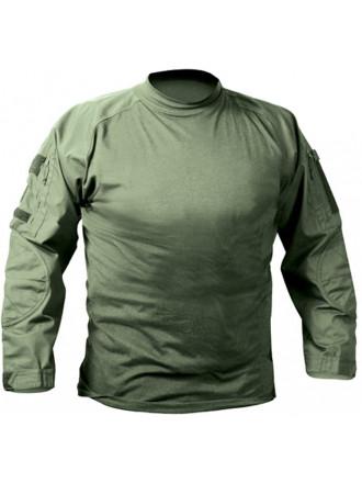 Рубашка Тактическая Rothco Military Combat Olive Drab