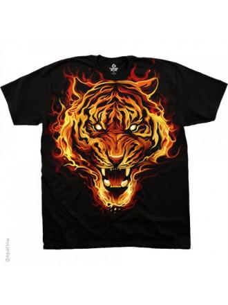 Футболка Fire Tiger Liquid Blue