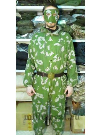 Маскхалат КЛМК березка советский маскхалат пограничный