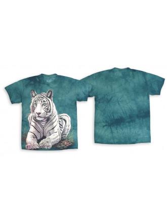 Футболка The Mountain Белый Тигр